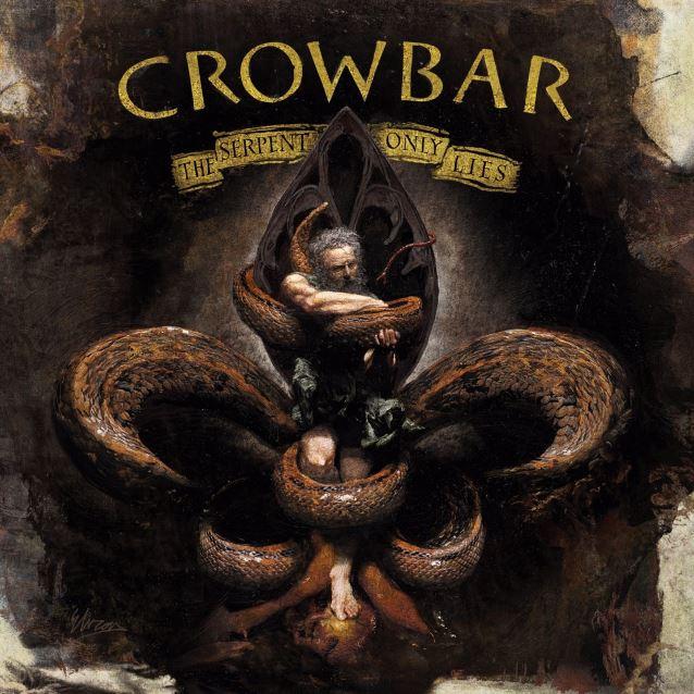 Crowbar - The Serpent Only Lies